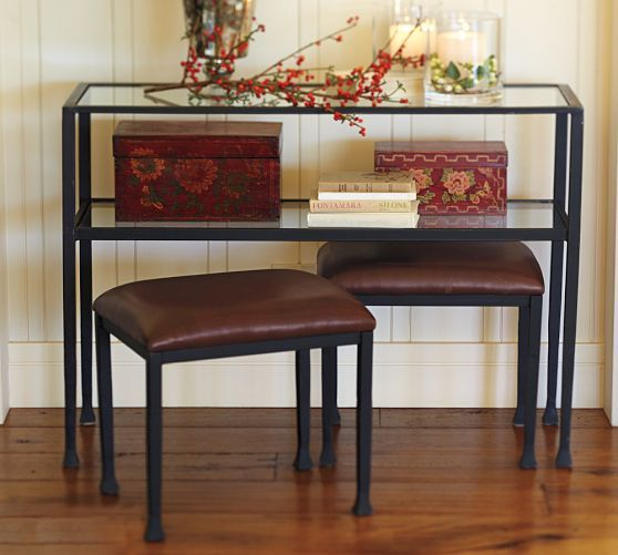 Tanner Console Table Pottery Barn Home Pinterest