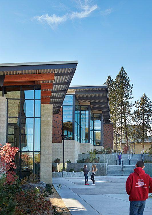 Ferris High School Spokane Public Schools Spokane Washington