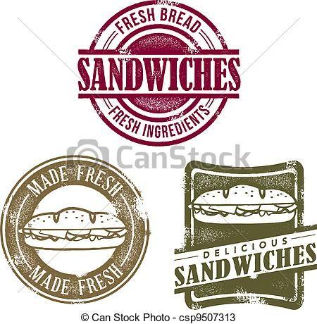 sandwich shop logo ideas dibellas subs inspiration Cartoon Sub Sandwich sub sandwich clipart free