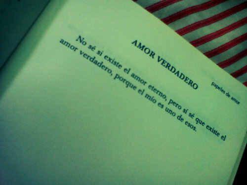 #AMORVERDADERO  <3
