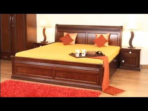 Double Bed 6 6 25 Simple Bed Design Luxury Bed Design King Size Bed Design Youtube Bed Design King Size Bed Designs Simple Bed