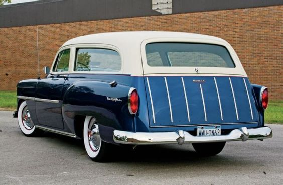 1953 Chevrolet Nomad - Early Iron