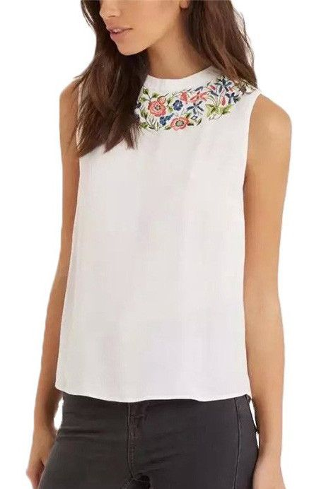 Gorgeous Embroidered Tops