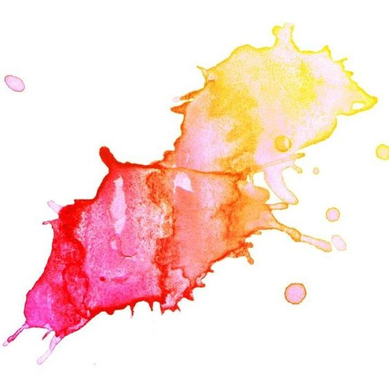 watercolor splash ❤ liked on Polyvore featuring art, backgrounds, splash and splatter