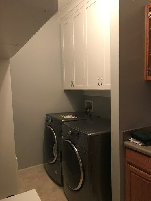 Laundry Room Cabinets California Closets Custom Closet Design Closet Storage Systems