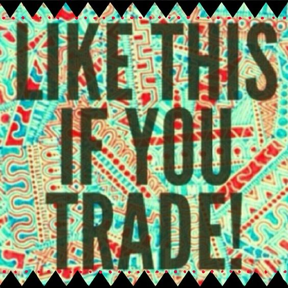 I trade, do you? Like and comment if you trade! I am a long time trader, trusted and experienced! Other