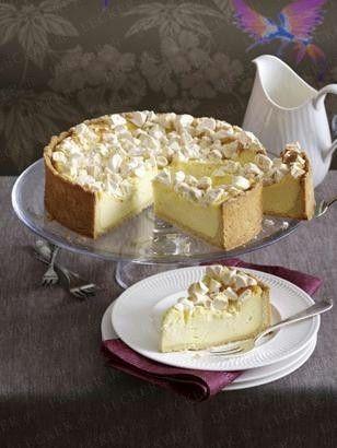 White chocolate cheesecake, Chocolate cheesecake and White chocolate ...