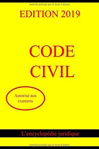Code Civil 2019 Pdf : civil, Télécharger, CIVIL, 2019:, Autorisé, Examens, L'Encyclopédie, Droit, ▽▽, Votre, Fichier, Ebook, Maintenant, !▽▽