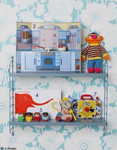 pour une petite fille une chambre de poupes vintage kids rooms nurseries pinterest vintage petite fille and d - Chambre Vintage Petite Fille
