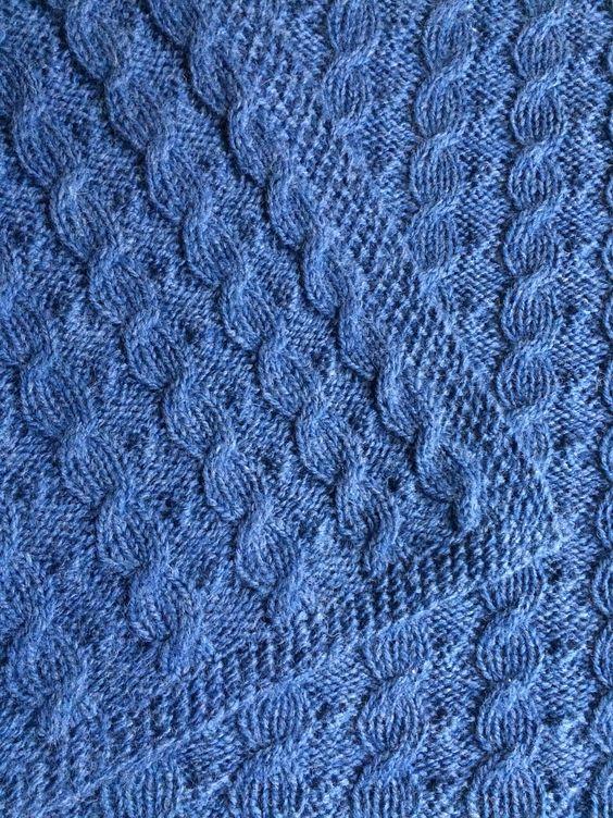 Reversible Cable Knitting Patterns | Tejido de punto, Pisos y Patrones
