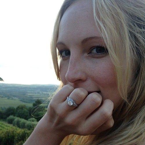 Candice Accola   The Vampire Diaries Congrats beautiful <3  @Candice Accola