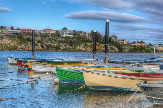 #fishingboats #hopkinsriver #visitwarrnambool #explorewarrnambool #destinationwarrnambool by fatboydarky