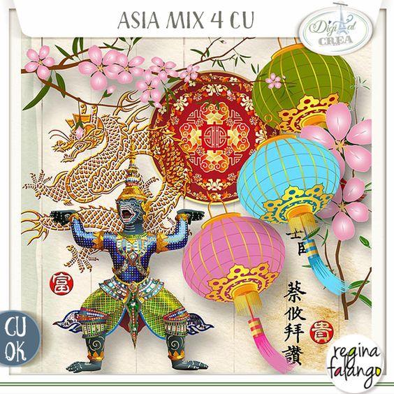 ASIA MIX CU 4