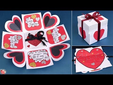 Valentine Special Love Greeting Card Diy Valentine S Day