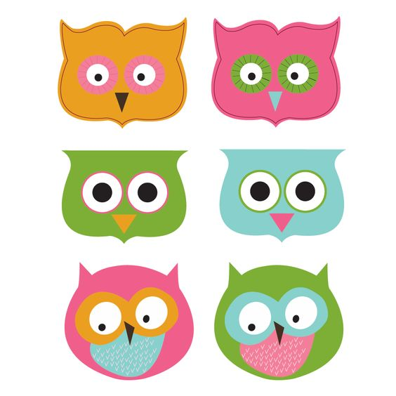 Image of Printable Owl Favor/Treat Bag Toppers- Summer Days Owl Collection by Wants and Wishes