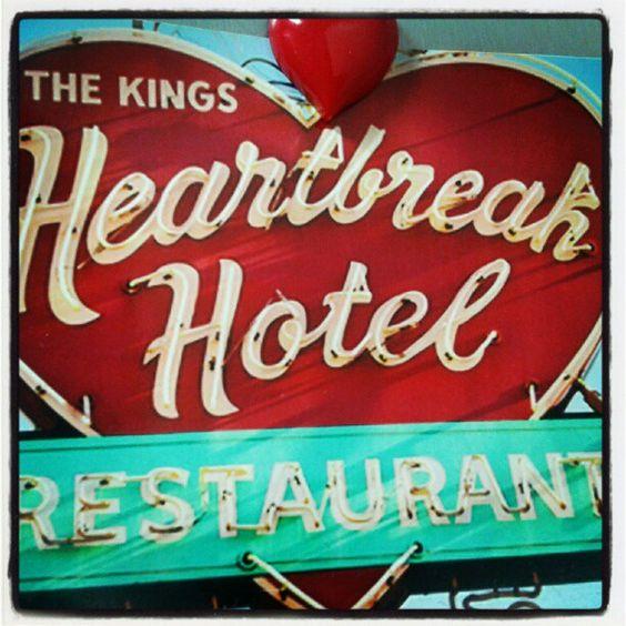 Heartbreak sign