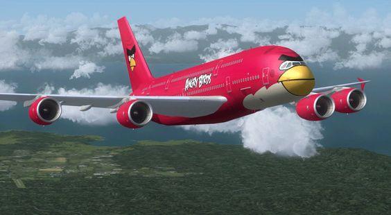 TOP 10: Los aviones con DISEÑOS  más divertidos