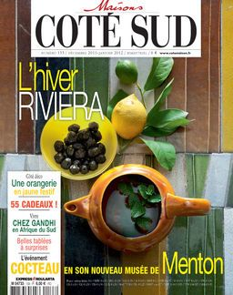 Cote Sud -my favorite magazine