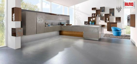 ALNO - ALNOSTAR CERA Kitchen Pinterest Kitchens - alno küchen katalog