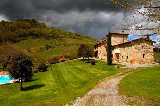 Villa Il Cerretaccio, Tuscany, Italy