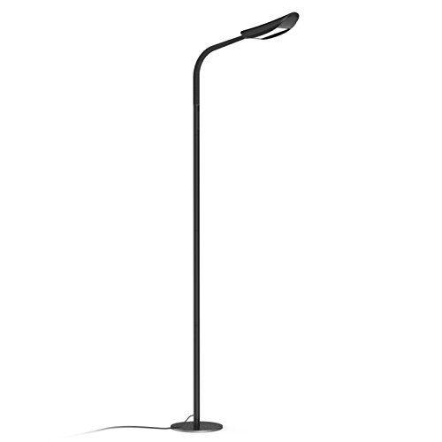 Offerta Di Oggi Avantica Lampada Led Da Terra Per Leggere 13w 1600 Lumens 71 Inch Altezza Regolabile 5 Tempe Lamps Living Room Led Floor Lamp Reading Lamp