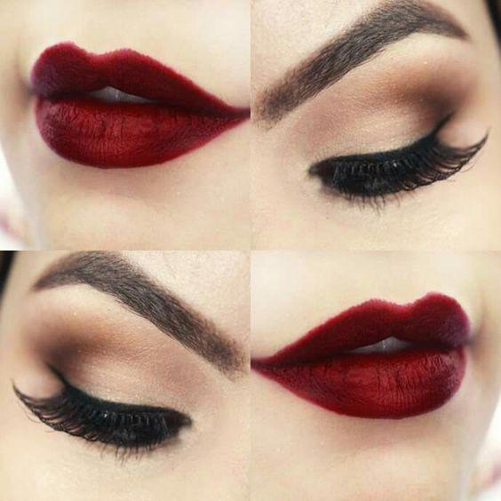 Eu amo maquiagem: