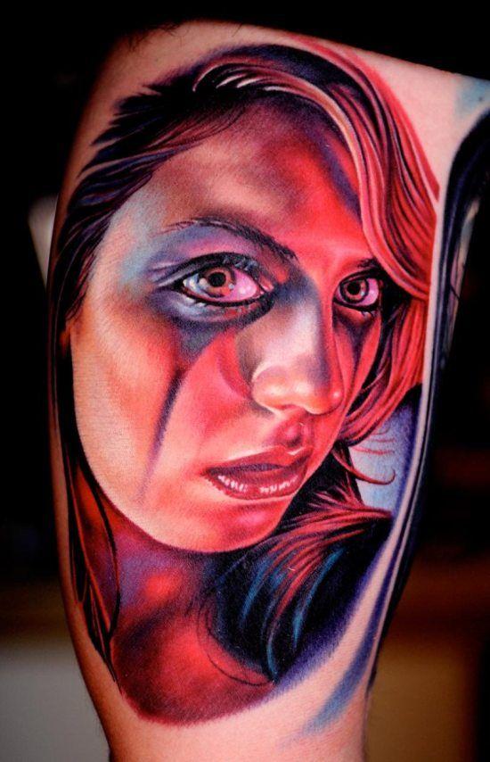 Tattoos by Nikko Hurtado <3 @Bobbie Brock .....perriwinkle :)