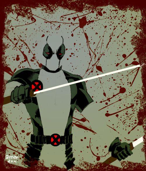 Deadpool's Bloodshed