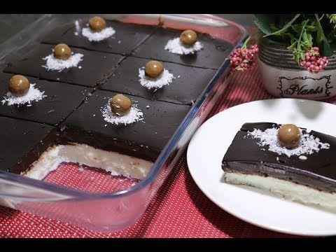 أطيب حلى بارد وبدون فرن وبدون بيض ولا كريمة سهل وسريع والطعم ولا اروع حلى الباونتي Youtube Cooking Recipes Food Desserts