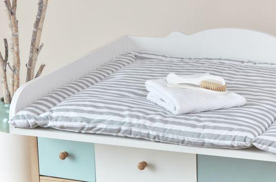 Wickelunterlagen - Wickeltischauflage Wickelauflage  - ein Designerstück von kraftkids bei DaWanda