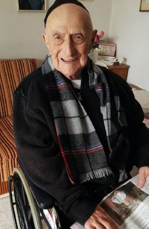 YISRAEL Kristal survived two world wars and the Holocaust but doesn't consider himself particularly remarkable, despite being named the world's oldest living man on Friday at the age of 112.
