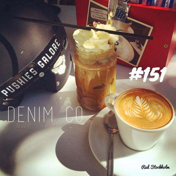 Denim Co. Brisbane. 365 coffees. 365 cafes. 365 days.