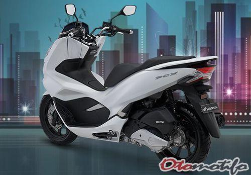 Harga Honda Pcx 2020 Spesifikasi Cbs Abs Otomotifo Honda Motor Motor Honda