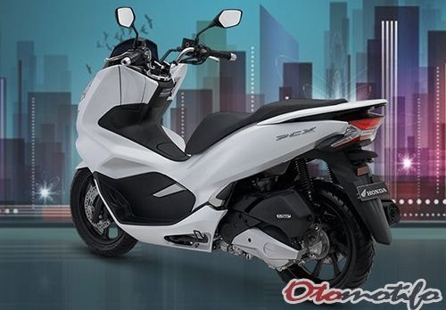 Harga Honda Pcx 2020 Spesifikasi Cbs Abs Honda Abs