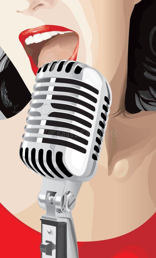 Pop Singer Editable Vector Or Jpeg Image Ad Editable Singer Pop Image Jpeg Ad Singing Drawing Pop Singers Singing In The Car