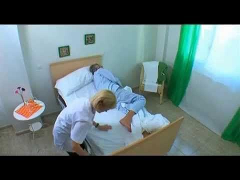 Hacer una cama ocupada sd click el link para ver http for Cama ocupada