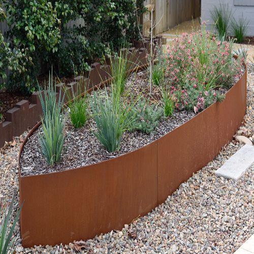 Formboss With Images Steel Garden Edging Garden Edging Garden