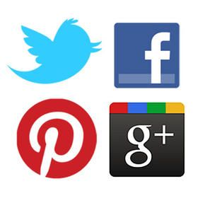 Ever notice that Twitter and Facebook are predominantly blue? While Pinterest, Google+ and BO.LT are predominantly red? Does this mean Twitter and Facebook are Democrat and the rest Republican? Think about it. Why is BO.LT's logo an elephant?