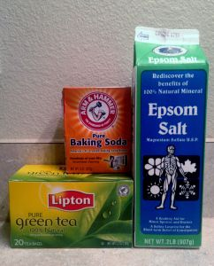 Green Tea Detox Bath - Before You Bathe: Drink plenty of water! Your body is supposed to sweat out all the toxins, so you will need to keep your body as hydrated as possible. More great info...
