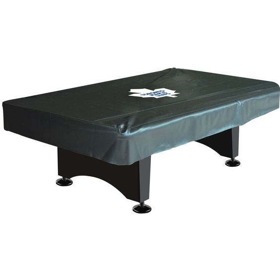 Toronto Maple Leafs Naugahyde Pool Table Cover