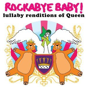 Rockabye Baby - sleepy songs that won't make you crazy!
