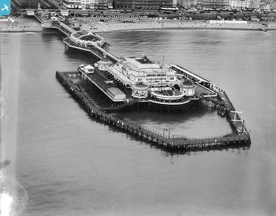 April 1927: West Pier, BrightonPhotograph: English Heritage/PA