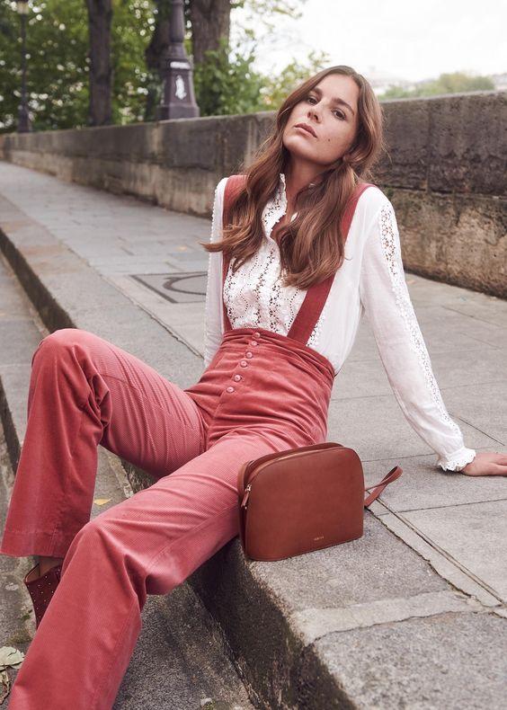 Sézane - Mariella blouse