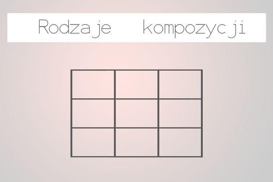 Kompozycja obrazu – podstawy fotografii