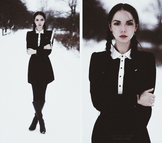 Wednesday, Wednesday addams and Wednesday costume on Pinterest