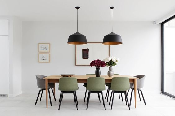 50 Strikingly Modern Dining Rooms That Inspire You To Entertain - innenarchitekt krasimir kapitanov