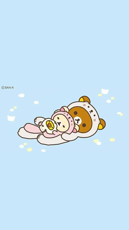 rilakkuma phone wallpaper - Google Search | Rilakkuma &lt-3 ...
