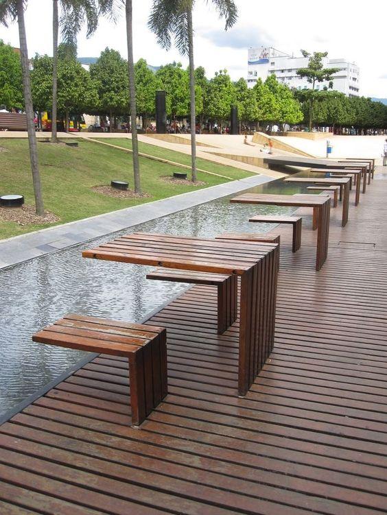 ¿Qué tal tomarse un café aquí? El Parque de los Deseos es ...