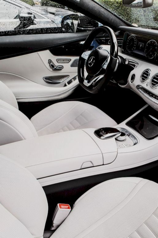 The Best White Mercedes Benz Design And Modifications No 50