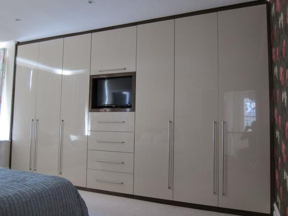Alcove Carpentry And More Carpentry Wardrobes James D Arcy Alcove